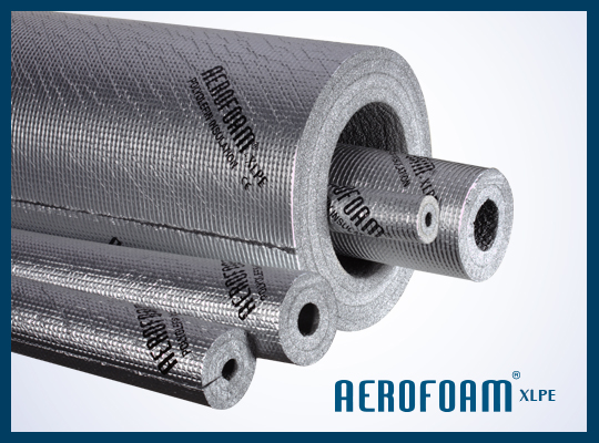 Polyolefin Thermal Insulation Foam Tubes - Polyolefin and